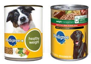 Pedigree Canned Food Recall