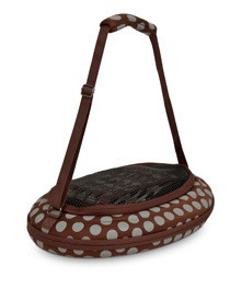 21789_curvations_underseat-traveler_brown-gray-dots_compact