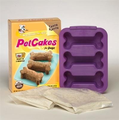 PetCakes Kit – Original Carob for Dogs