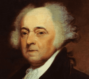 John Adams' dogs, Juno and Satan, were the first to call the White House home.