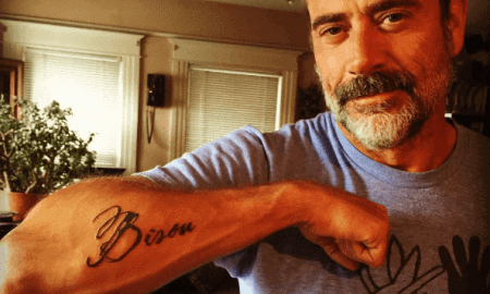 jeffrey dean morgan's tattoo