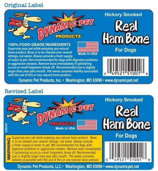real ham bone