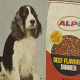 vintage dog food ads