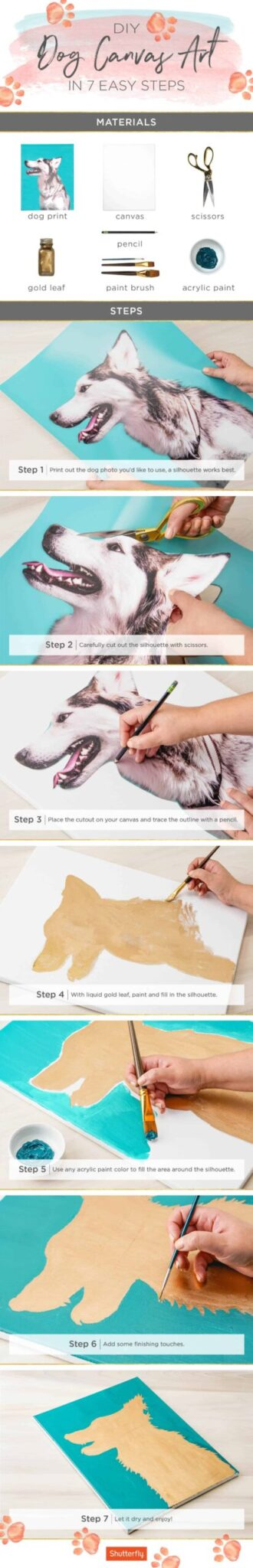 baf09c72bc0b For more fun DIY ideas and inspiration, head over to Shutterfly right here:  https://www.shutterfly.com/ideas/dog-canvas-art/