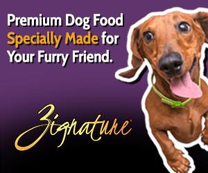 Zignature Premium Dog Food